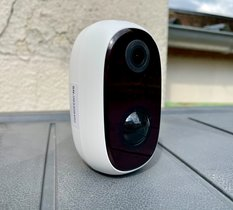 Test Konyks Camini GO : une bonne caméra extérieure qui assure le service minimum