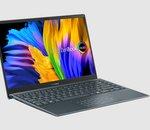Test ASUS ZenBook 13 OLED : agilité et maîtrise, cette fois grâce à AMD