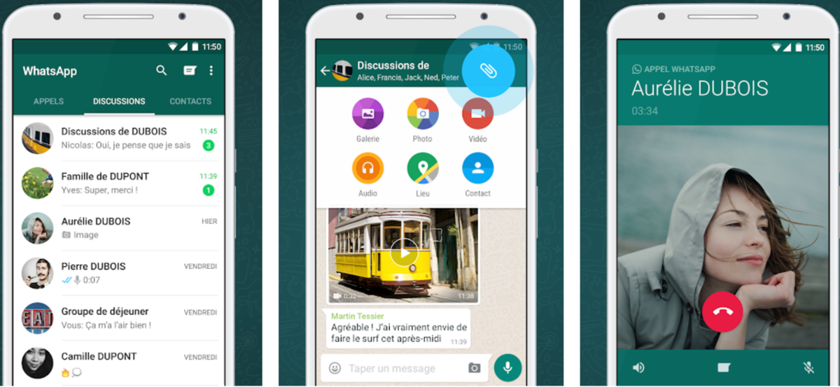 Télécharger WhatsApp Android