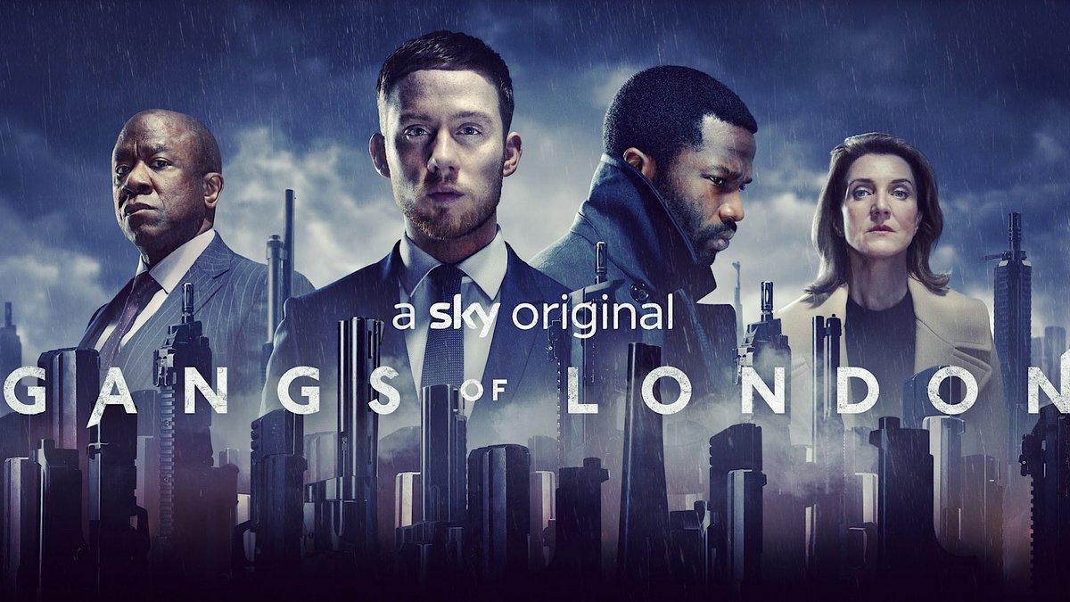 Gangs of London © Sky Atlantic