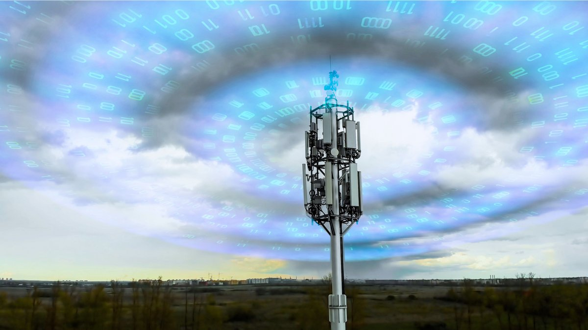 5G antennes © © This Lama / Shutterstock