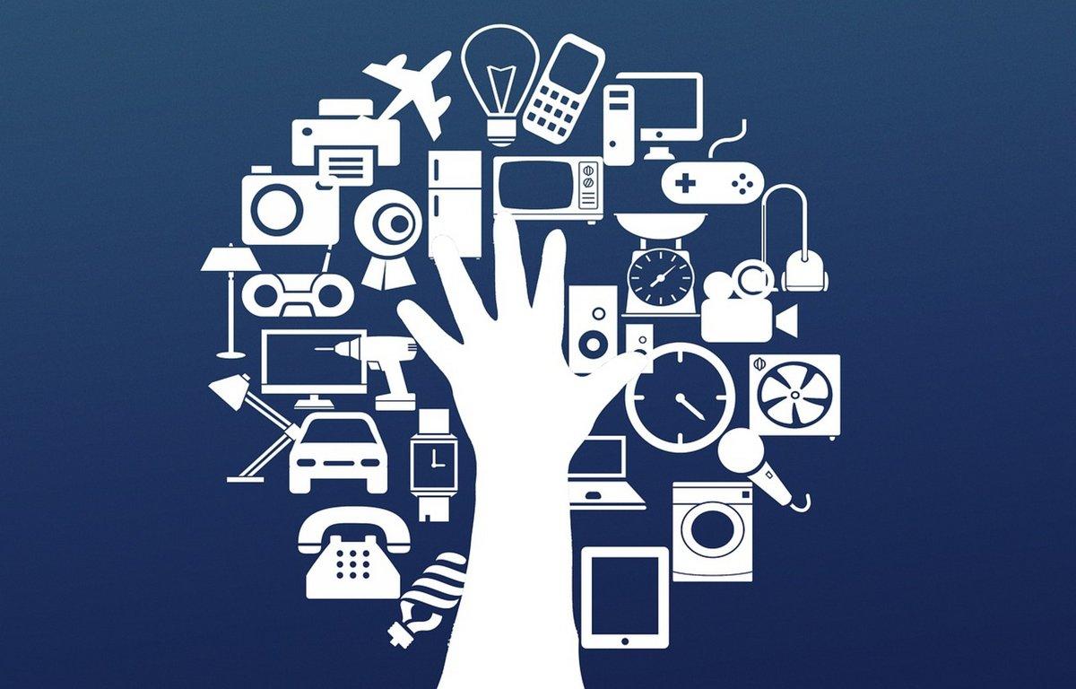 IoT Internet des objets © © geralt / Pixabay