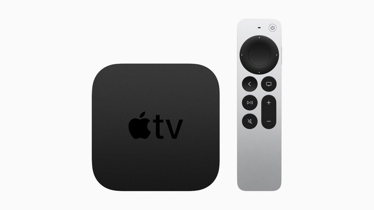 Apple TV 4K 2021 © Apple