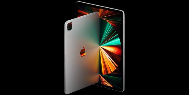 Apple : l'iPad Pro passe au Mini-LED et se la joue M1