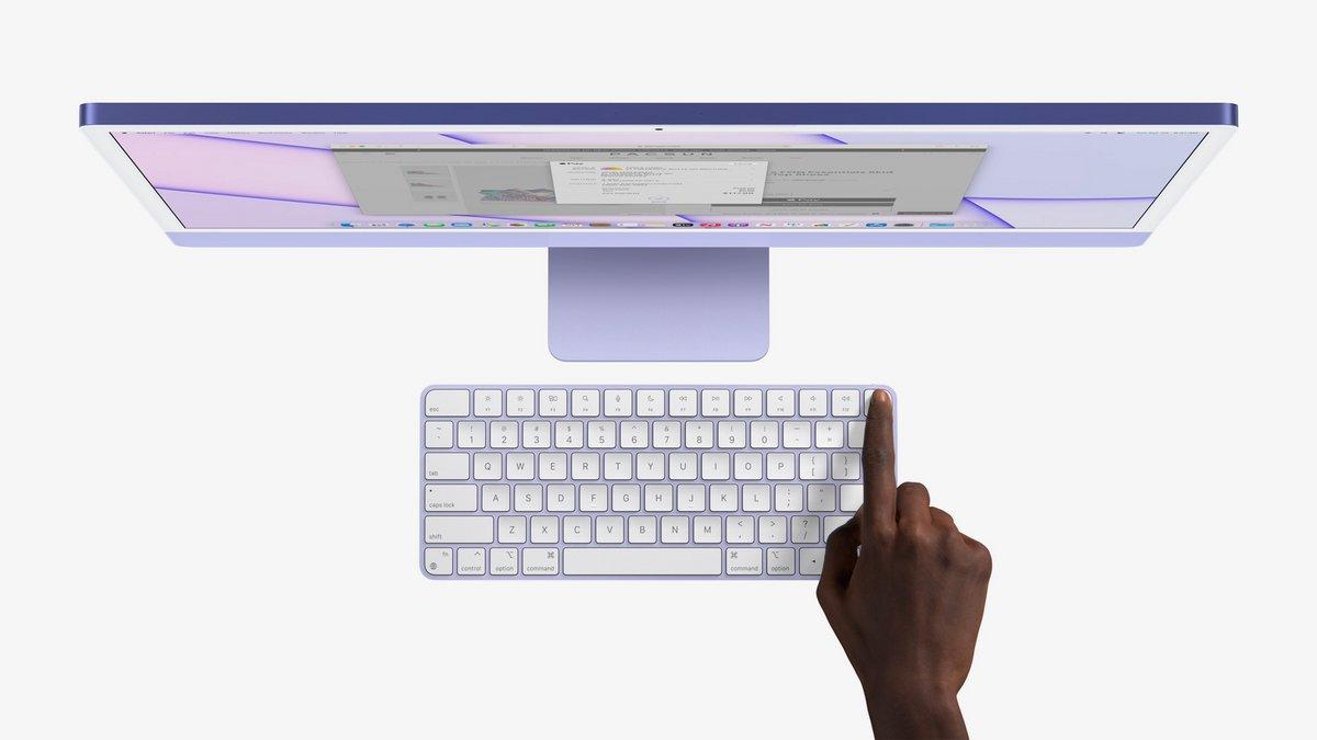 iMac M1 2021 © Apple