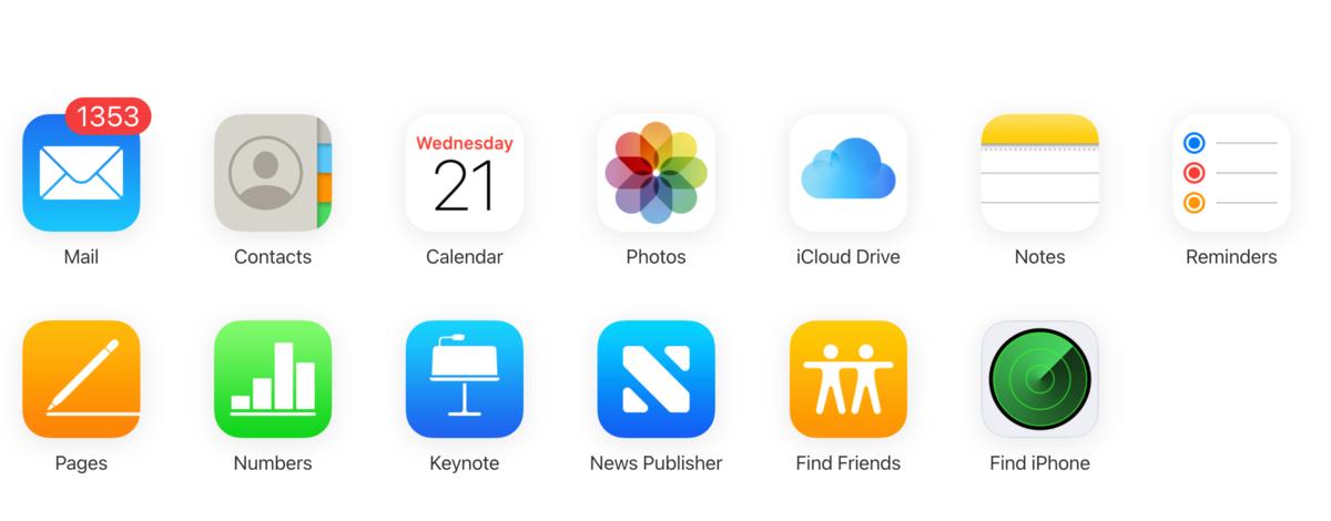 Télécharger iCloud pour WIndows