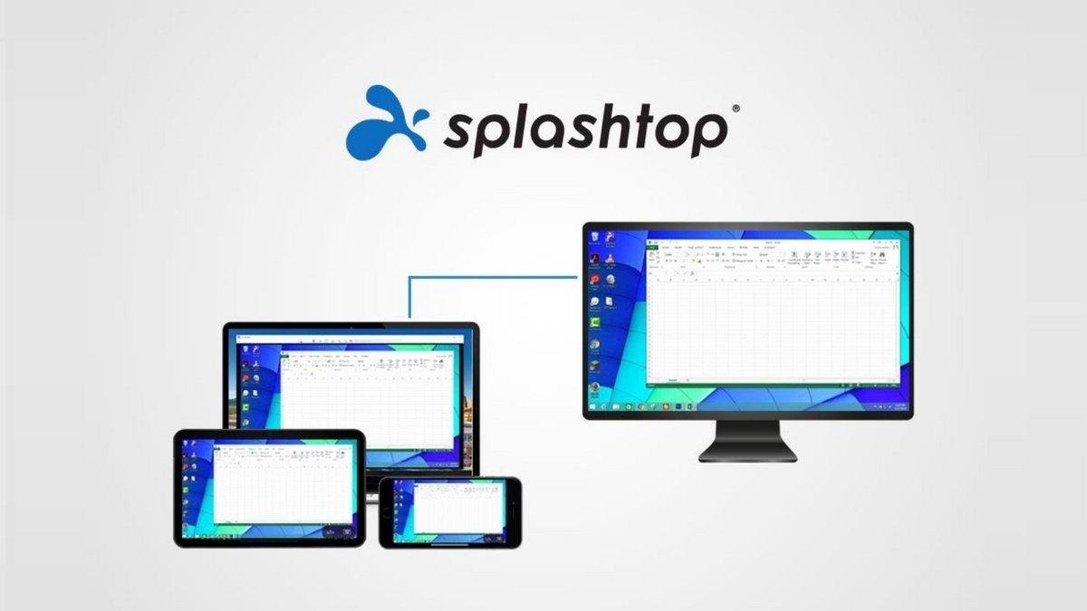 Splashtop Controle a distance © Splashtop Inc.