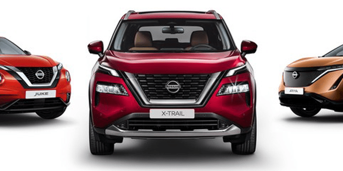 Nissan X-Trail e-Power