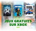 Le Xbox Live Gold n'est plus obligatoire pour jouer en ligne aux free-to-play