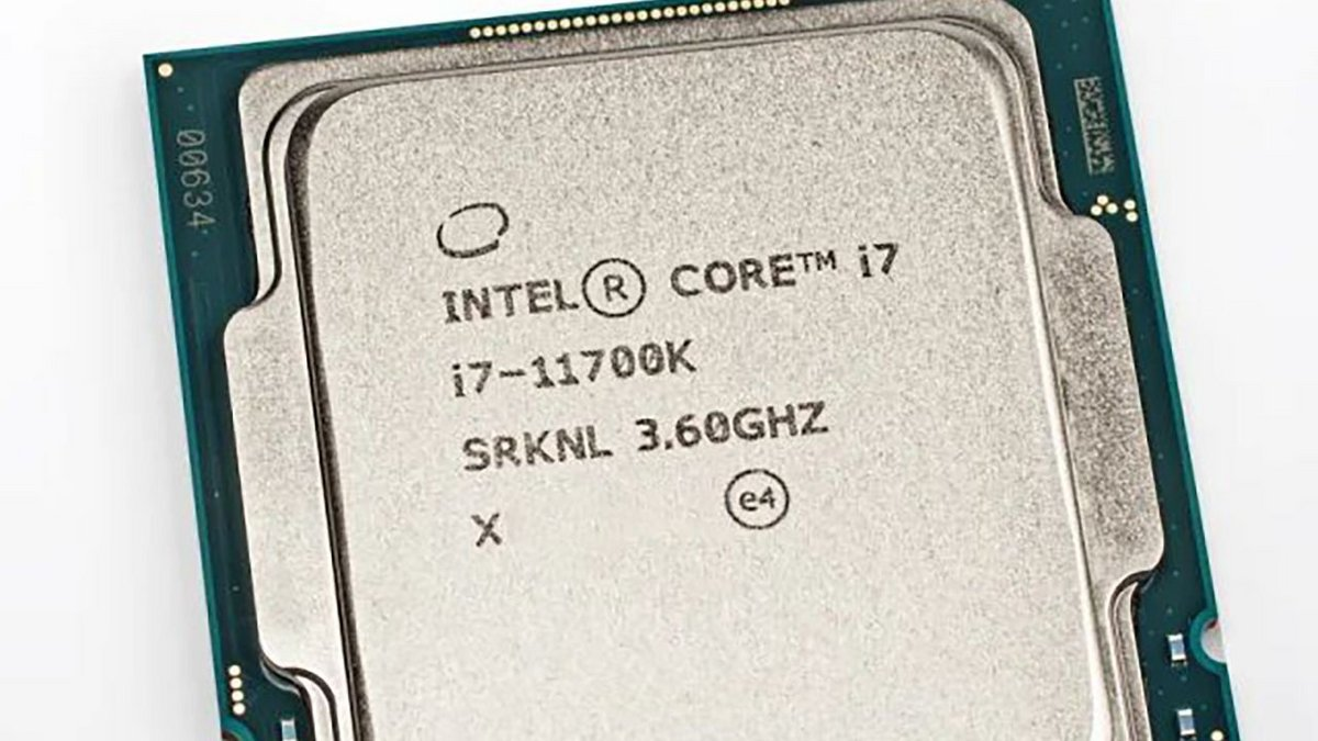 Intel Rocket Lake-S Core i7-11700K © Nerces