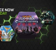 GeForce Now : NVIDIA annonce 15 nouveaux jeux au catalogue