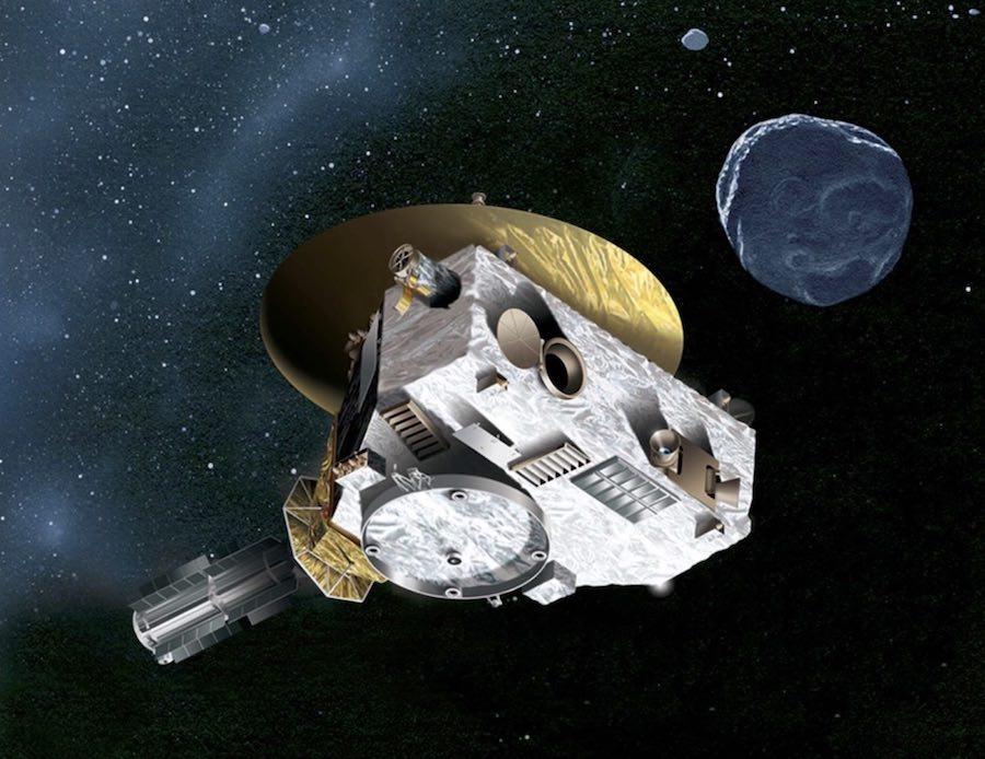 New Horizons sonde NASA © NASA