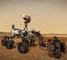 Le rover Perseverance a synthétisé de l'oxygène sur Mars
