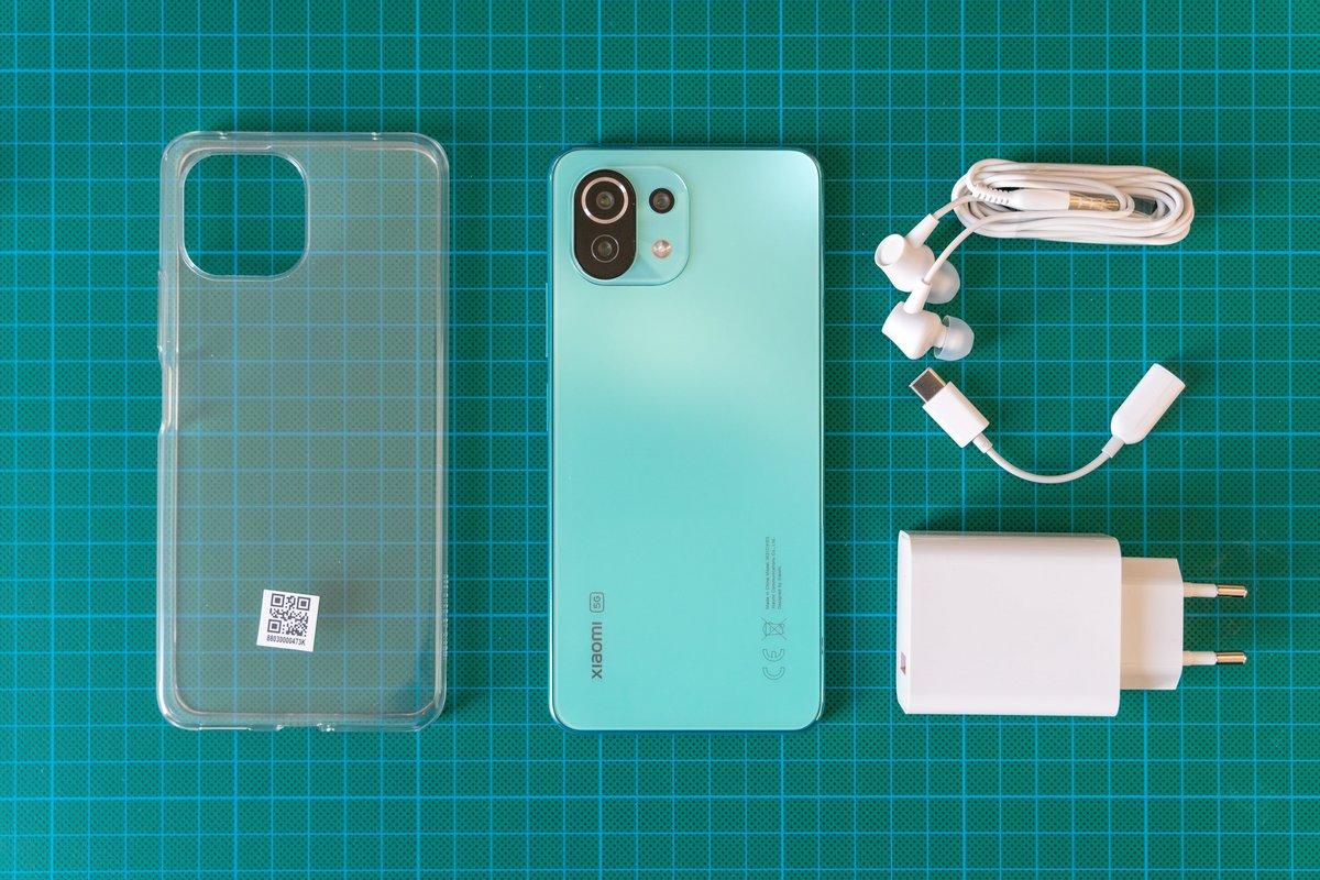 Xiaomi Mi 11 Lite 5G test © ©Pierre Crochart pour Clubic