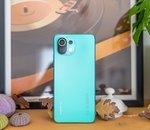 Test Xiaomi Mi 11 Lite 5G : le poids plume qui tape très fort