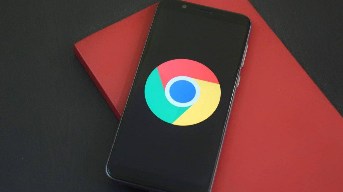 Google Chrome sur Android © Pixabay