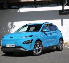 Essai Hyundai Kona Electric restylé : un coup de plumeau et plus d'autonomie