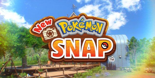 Test de New Pokémon Snap: photographiez-les tous!