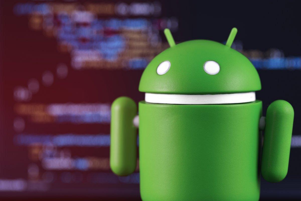 Android code © Primakov / Shutterstock.com