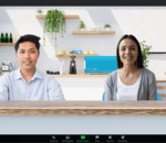 ZOOM propose de nouvelles présentations de réunion avec Immersive View