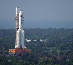 L'étage de fusée qui a emmené la station chinoise en orbite va retomber sur Terre... Mais où ?