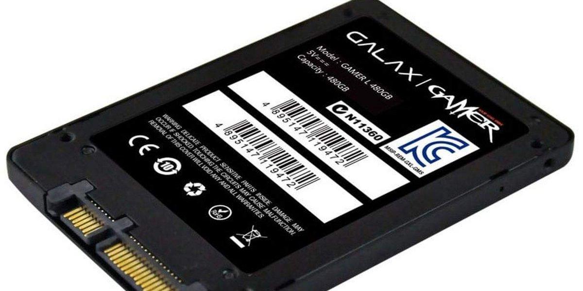 SSD SATA Galax © Galax