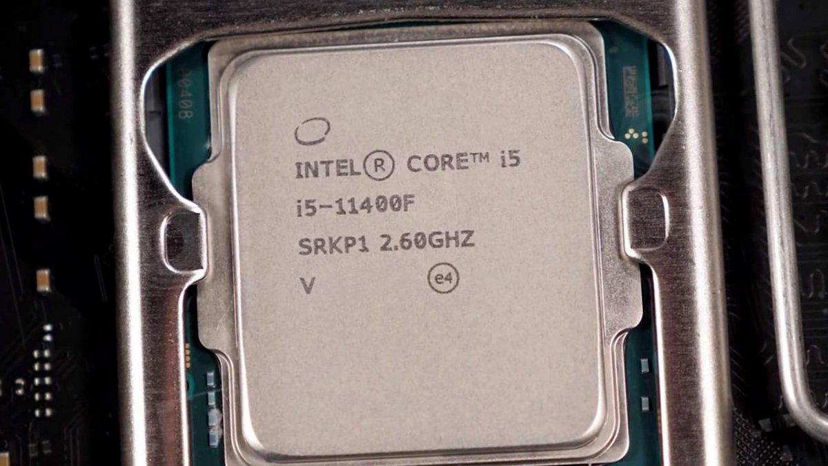 Intel Core i5-11400F © Nerces