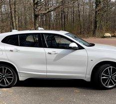 Essai de la BMW X2 xDrive25e : un SUV coupé sportif et branché