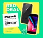 RED by SFR : un iPhone 8 offert avec le forfait RED 100 Go 🔥