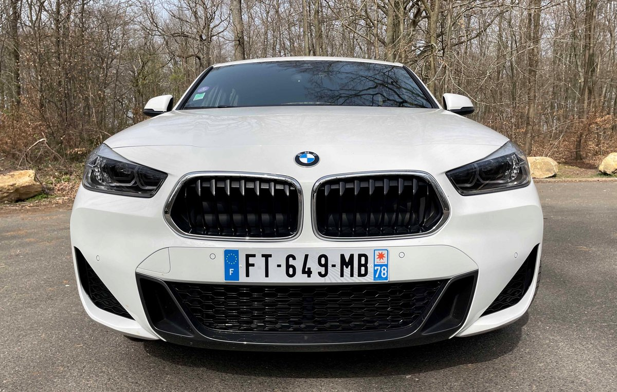 BMW X2 Xdrive25e © Jérôme Cartegini