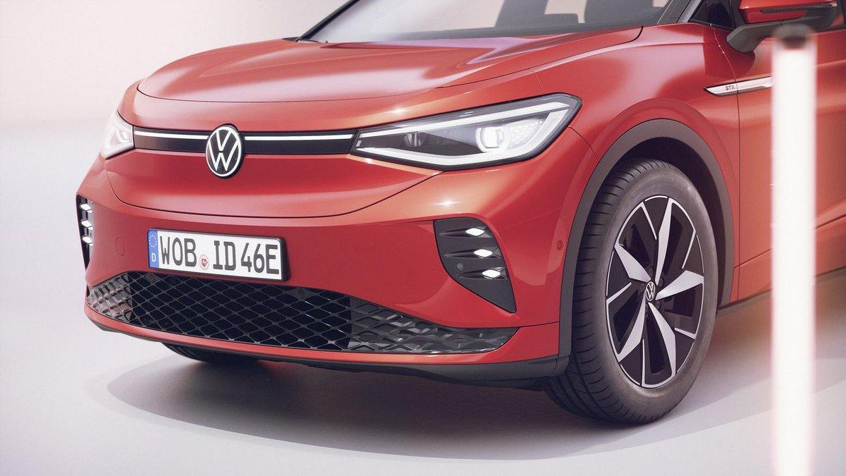 Front GTX © Volkswagen
