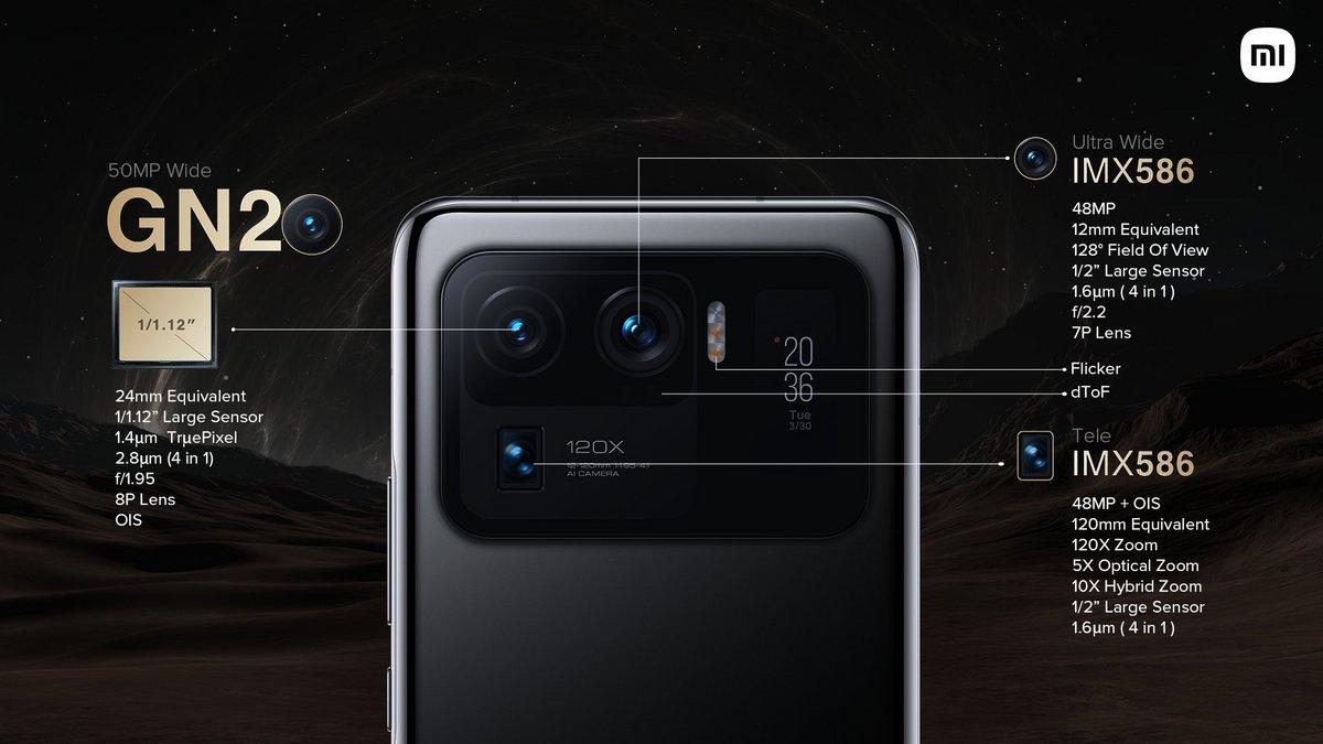 Xiaomi Mi 11 Ultra test © © Pierre Crochart pour Clubic