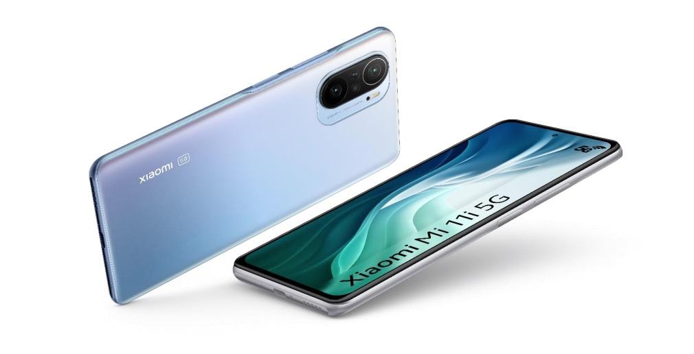 Xiaomi Mi 11i 5G © ©Xiaomi
