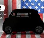 Citroën expédie sa petite Ami aux États-Unis pour le service de location Free2Move