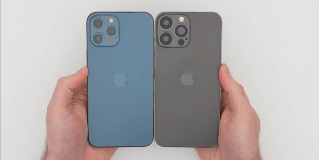 iPhone 13 : prix, date de sortie, fiche technique, on vous dit tout ce que l'on sait