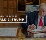 Trump lance un blog qui incite ses fans à prêcher sa bonne parole sur Twitter