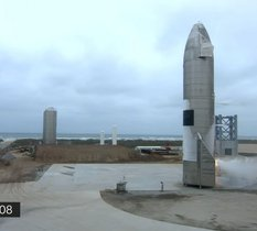 Cette fois il atterrit ! SpaceX réussit le vol d'essai de Starship SN15