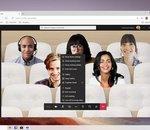 Microsoft déploie enfin le mode Together sur la version web de Teams