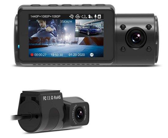 Vantrue N4 Triple Dashcam