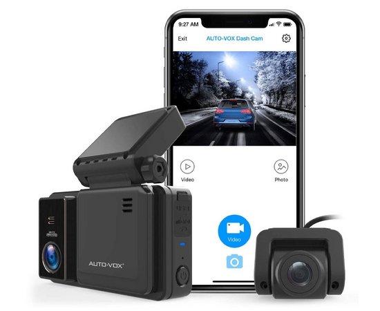 Auto-Vox Dashcam WIFI AD2