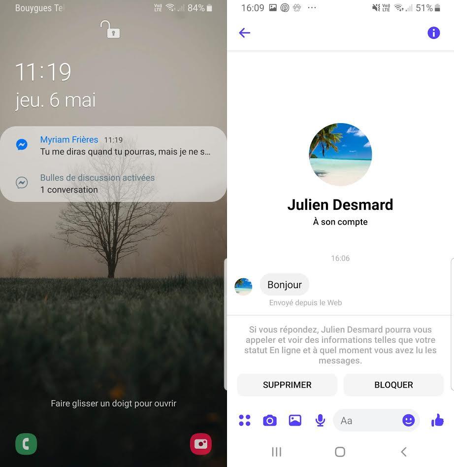 Télécharger Messenger pour Android