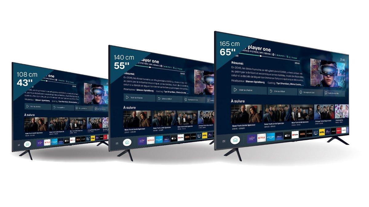 Samsung Bbox Smart TV