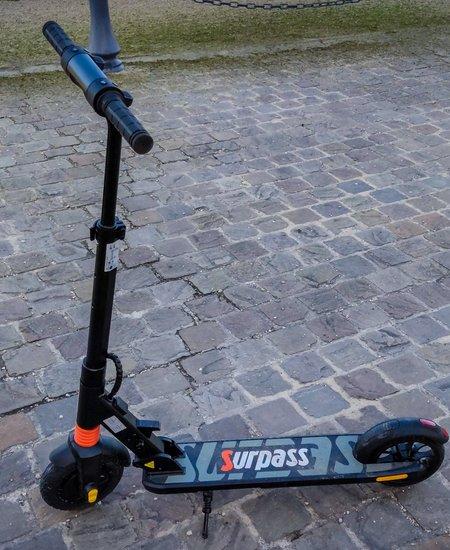 Surpass Pro 8