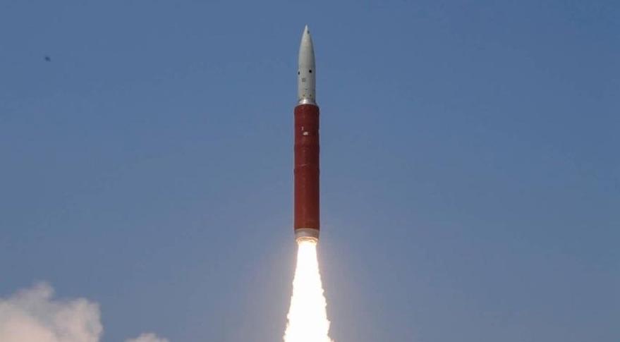 Inde ASAT test © Ministère de la défense Inde
