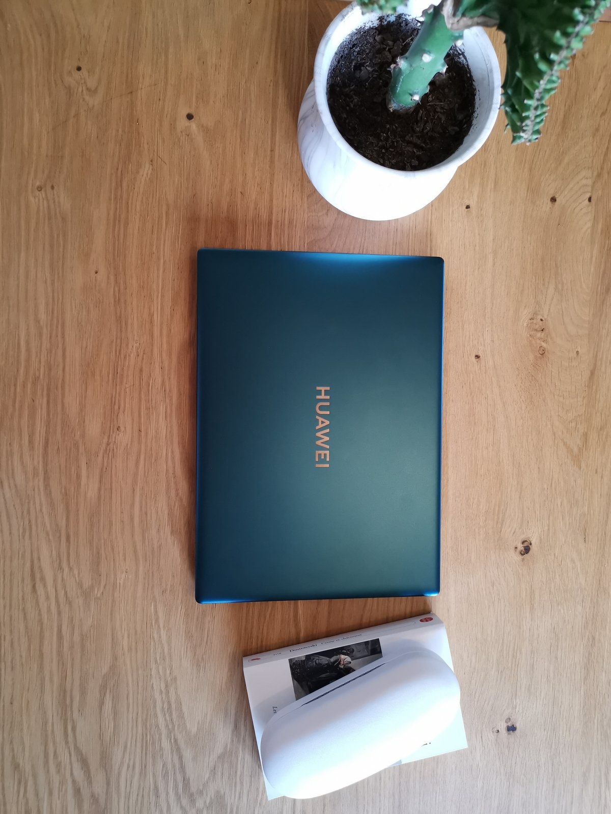 Huawei MateBook X Pro 2021 © Rémi Bouvet pour Clubic