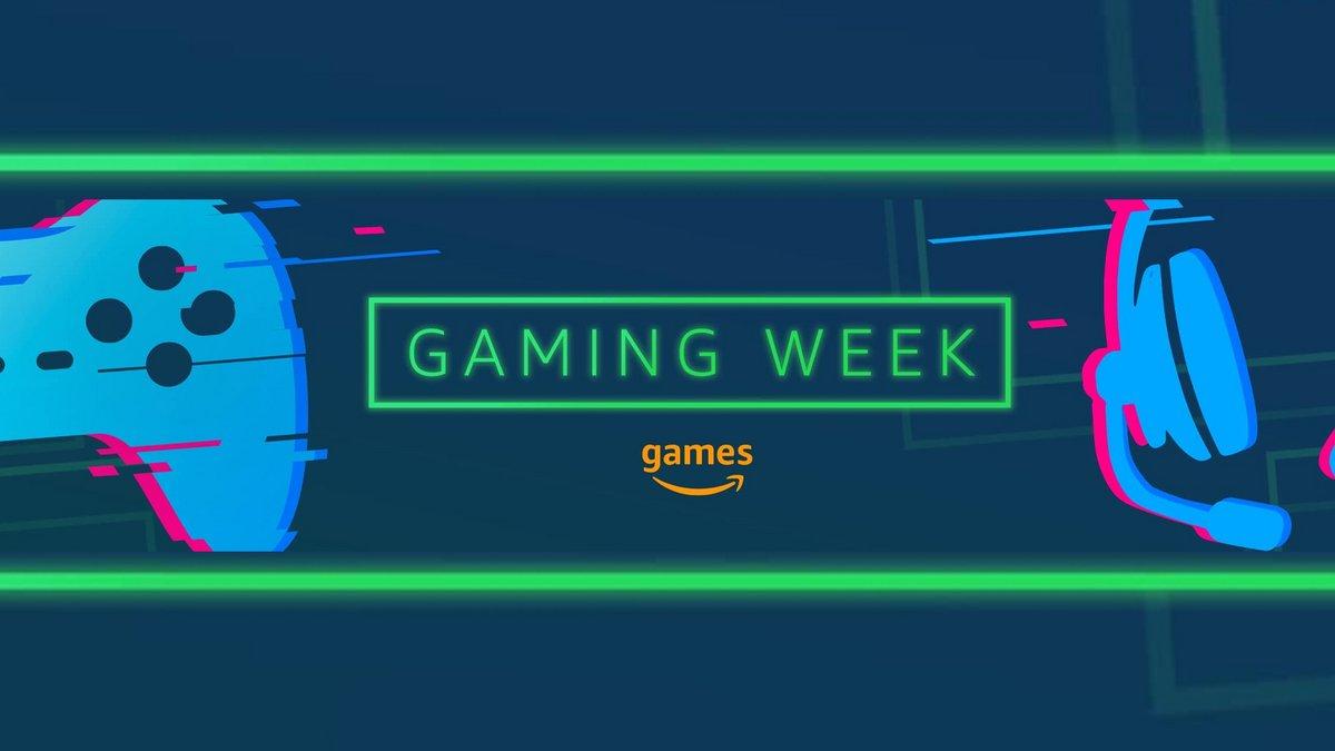 gaming week amazon