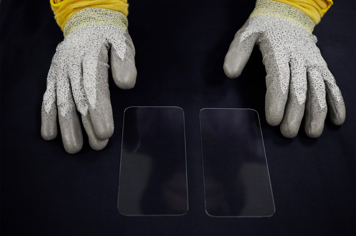 Corning iPhone © Apple