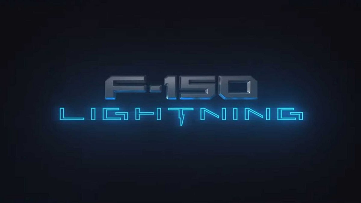 Ford F-150 Lightning © Ford