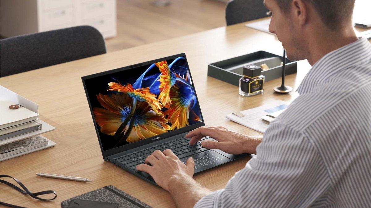 ZenBook OLED 13 © Asus