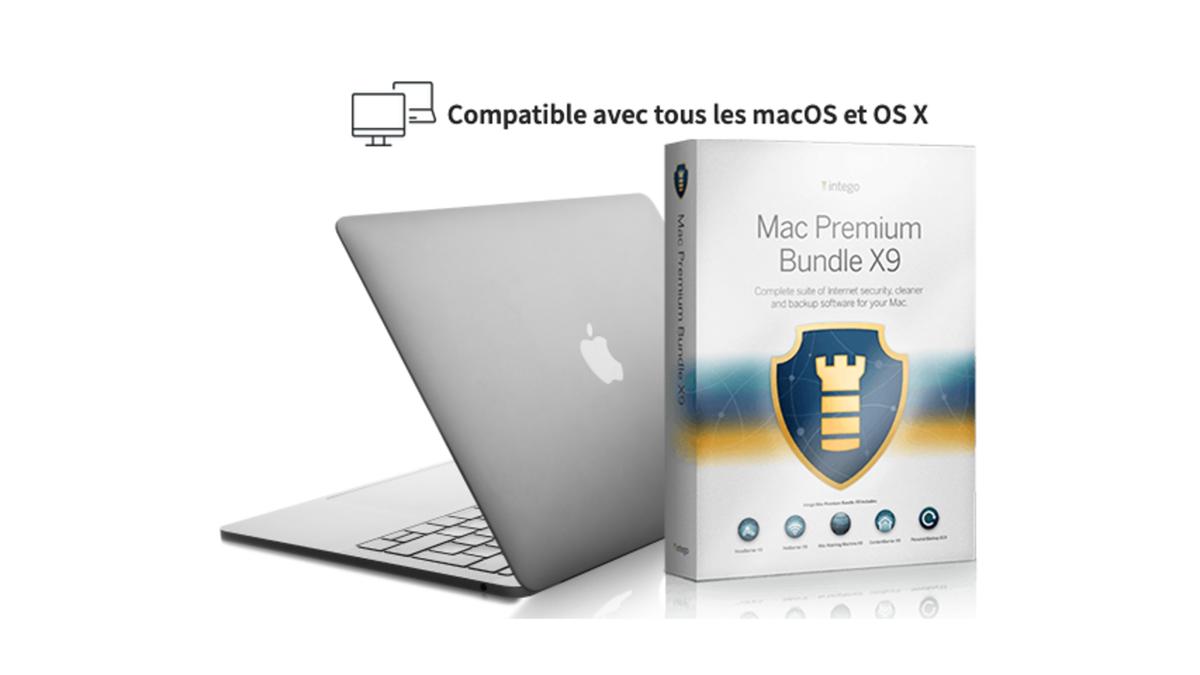 Intego Mac Premium © Intego
